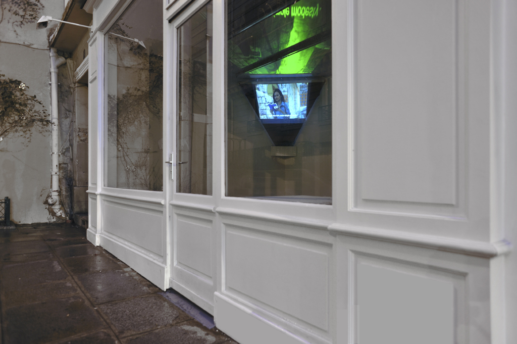 Charles de Meaux at 8 rue Saint-Bon, Catherine Bastide, Paris, 2011
