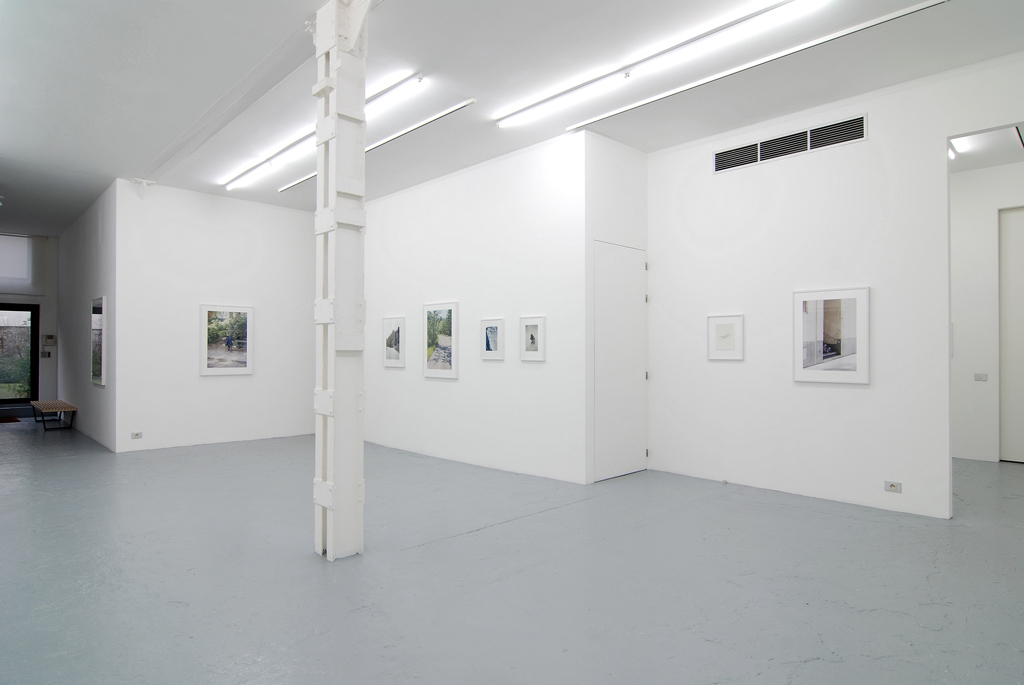Ola Rindal,  Sudden,  Catherine Bastide gallery, exhibition view, 2010