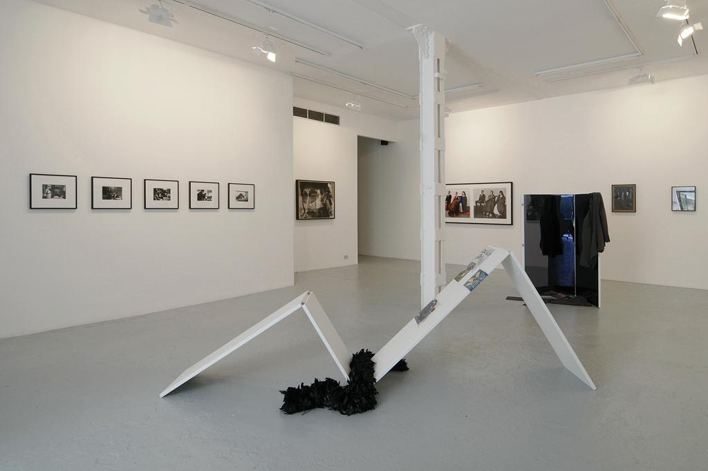 Entr'acte , Catherine Bastide gallery, exhibition view, 2010