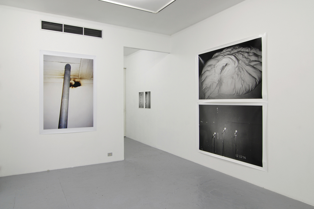 Marianne Mueller,  The Proper Ornaments,  Catherine Bastide gallery, Brussels, exhibition view, 2009