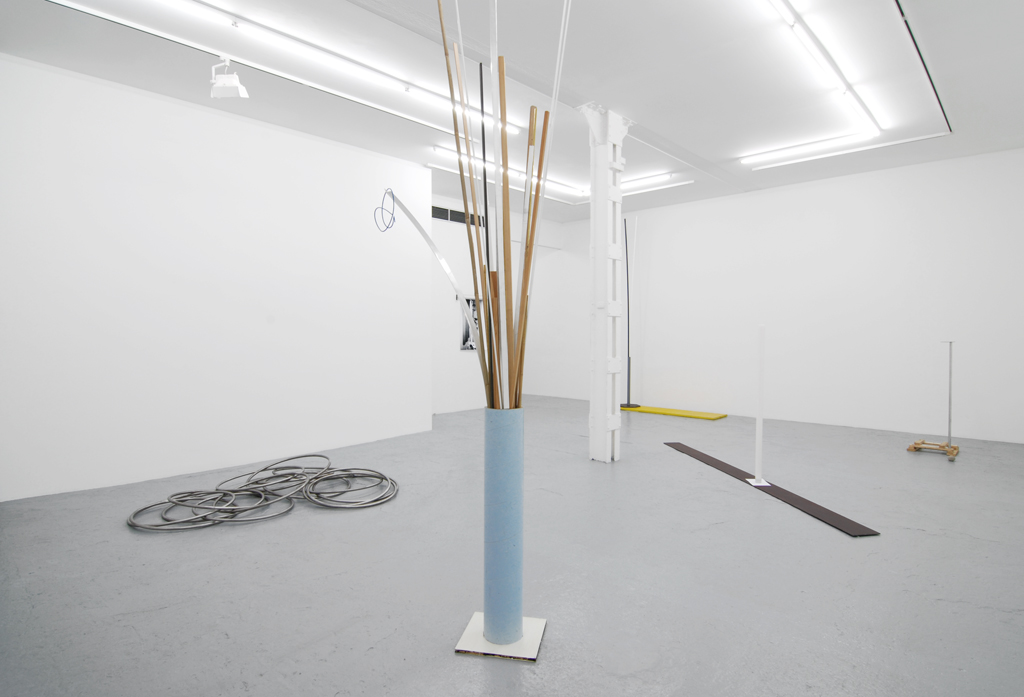 Rolland Kollnitz,  Attraction , Catherine Bastide gallery, Brussels, 2008, exhibition view
