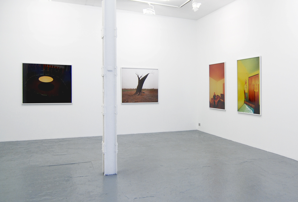 Geert Goiris,  Frontier,  Catherine Bastide gallery, Brussels, 2007, exhibition view