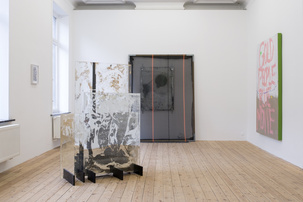 You should be an artist,  Catherine Bastide gallery, Brussels, exhibition view, 2017
