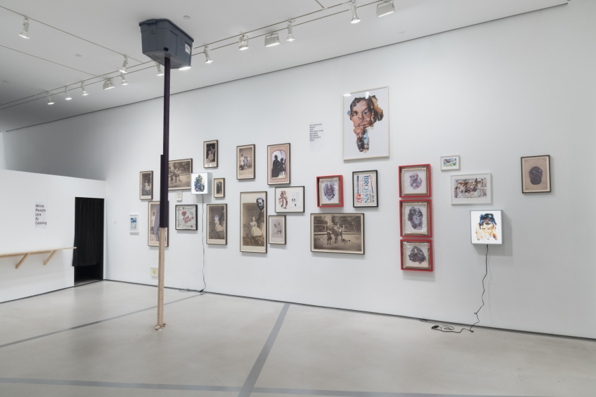 One thing after another (part two) , Mitchell-Innes & Nash, New York, 2018, installation view