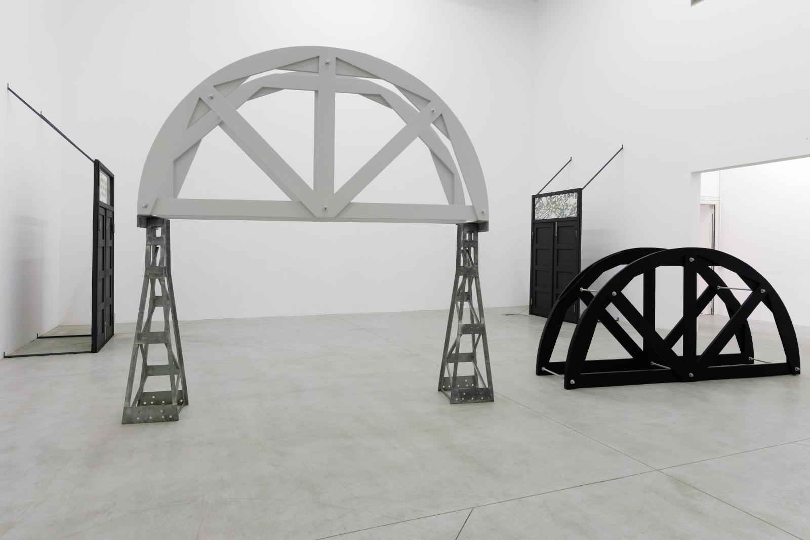 Valerie Snobeck, 2018, exhibition view. © André Morin / Consortium Museum