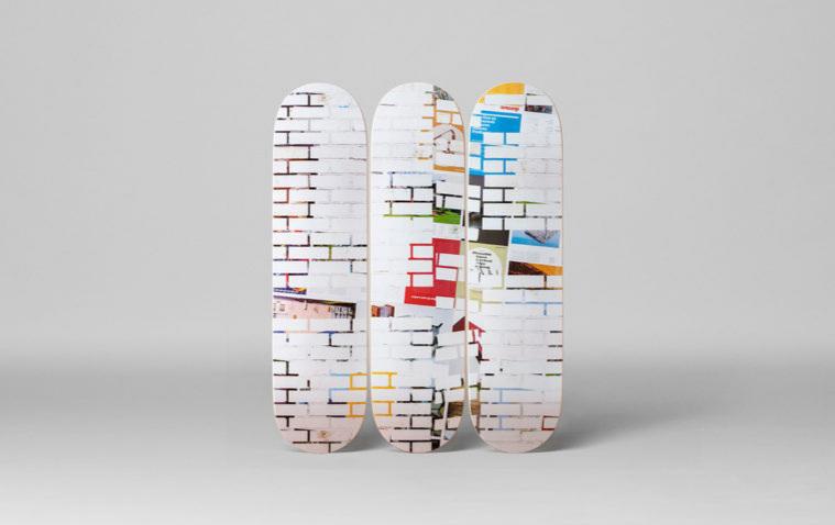 Kelley Walker,  White Bricks (HS),  Edition of 25