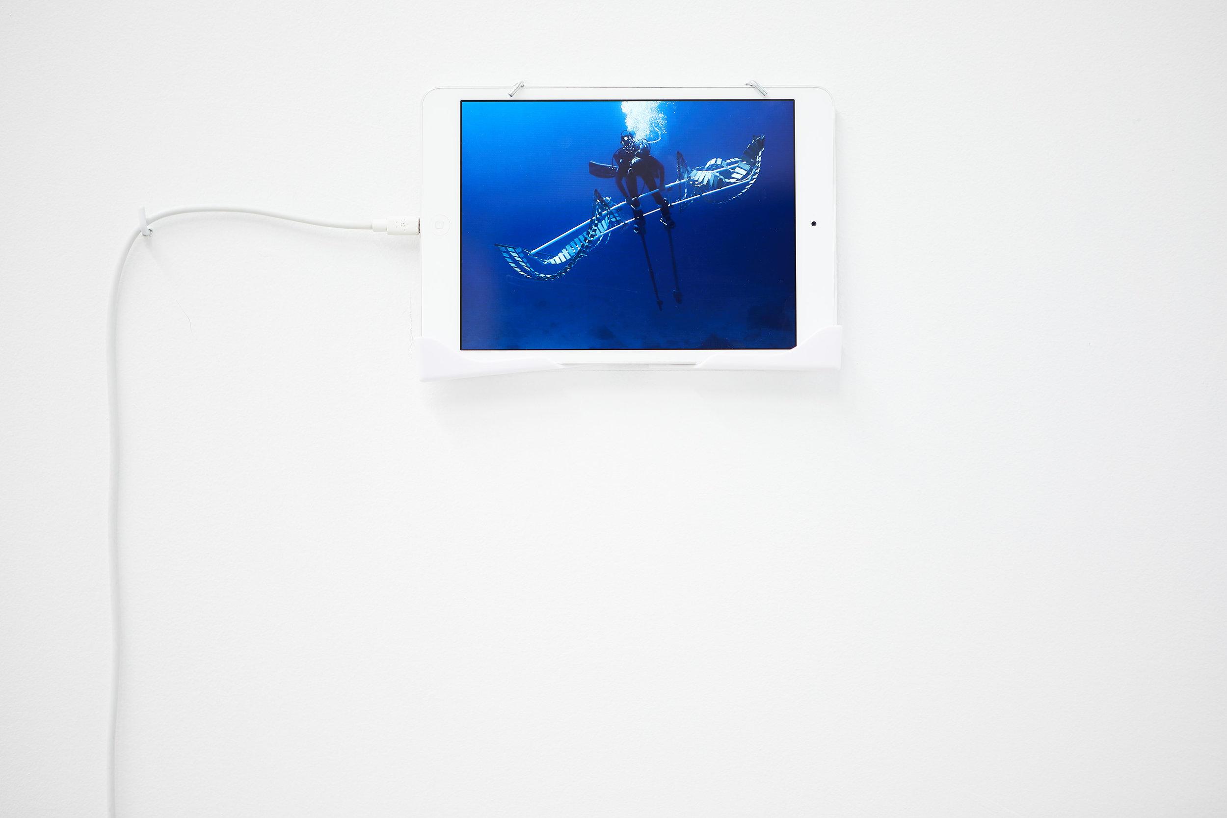 FORLANE 6 STUDIO, DISORIENTED, 2017, vidéo full HD 1920 x 1080, 2.45 min, Ed. 1/3