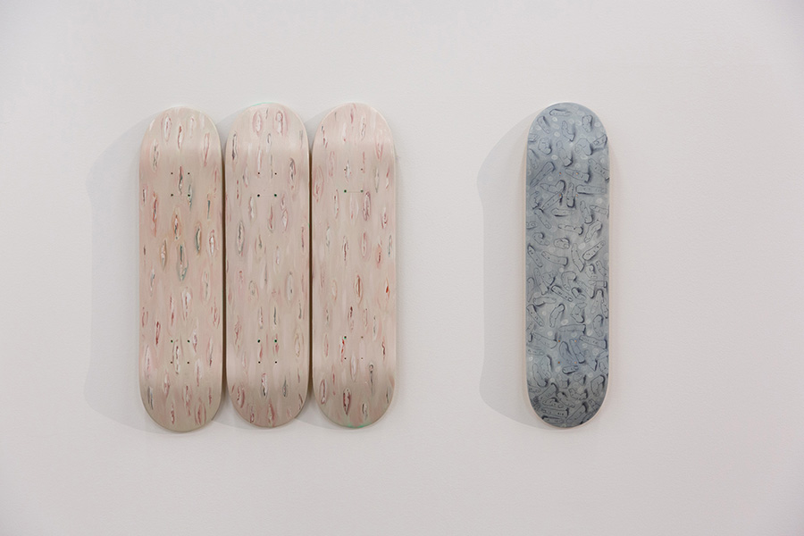 Charlotte Beaudry, Bruxsel Project by The Skateroom, 2019