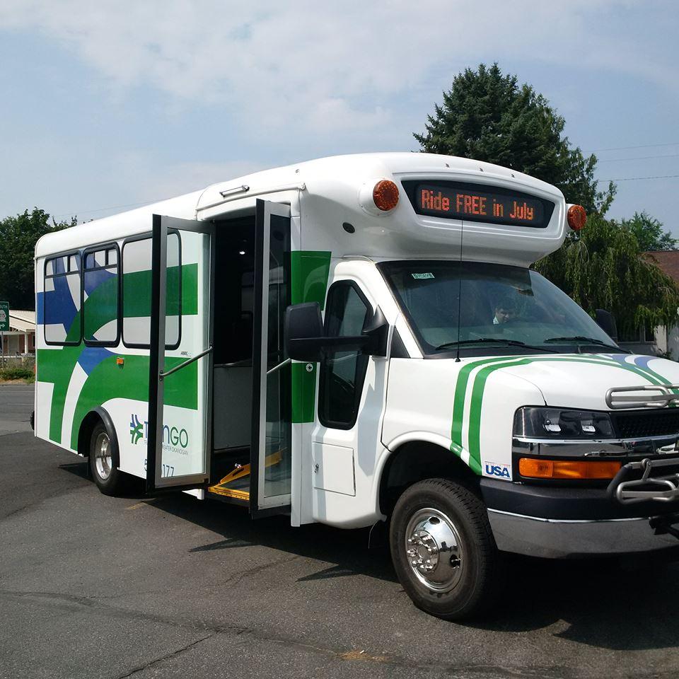 trango - Transit for Greater Okanogan County303 2nd Ave S, Ste A, Okanogan, WA 98840kscalf@okanogantransit.comhttps://okanogantransit.com/Facebook509-557-6177Public transportation.