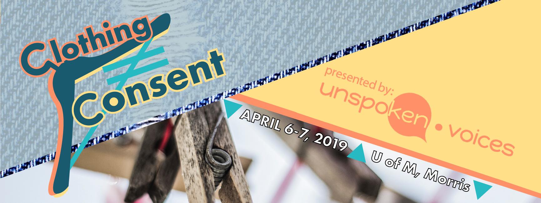SAAM Event – Unspoken Voices Banner