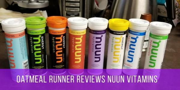 Oatmeal Runner Reviews nuun Vitamins Twitter.jpg