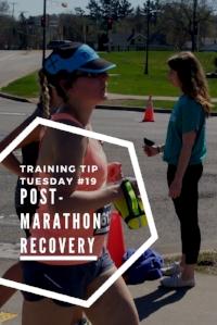 Training Tips Tuesday Post Marathon Recovery Pinterest.jpg