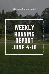 Weekly Running Report - June 4-10 Pinterest.jpg