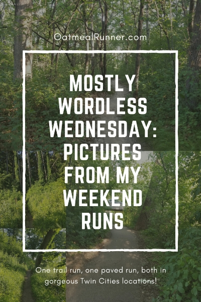 Mostly Wordless Wednesdays_ Pictures from My Weekend Runs Pinterest.jpg