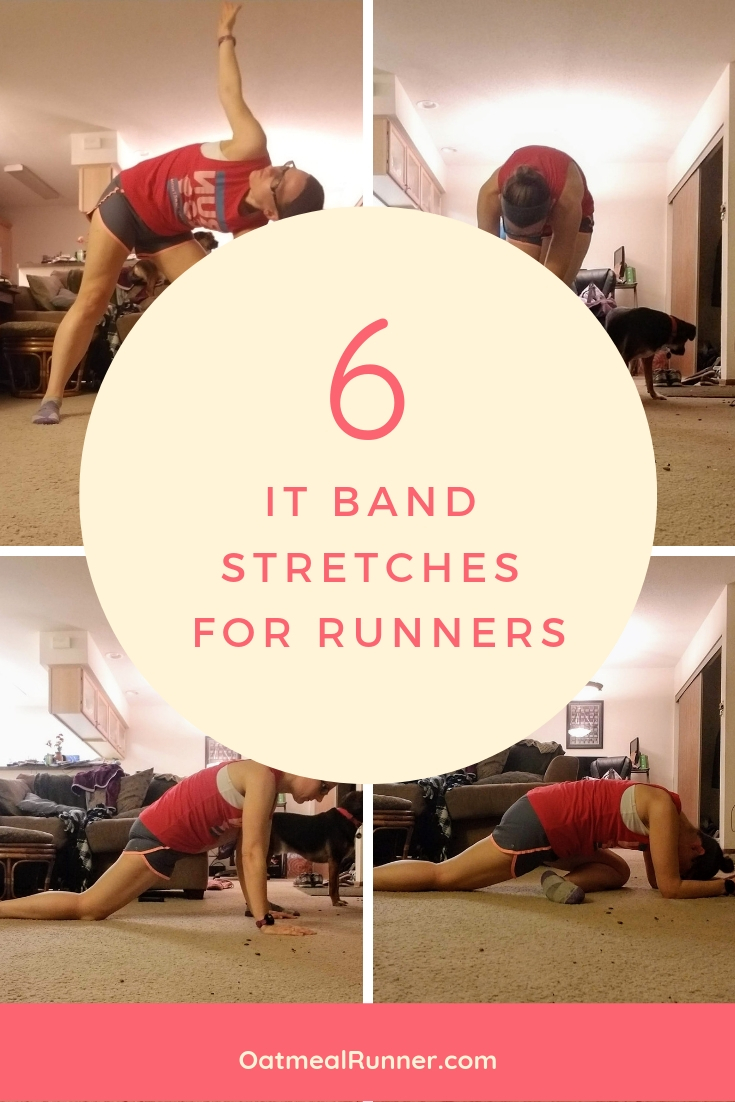 Six IT Band Stretches for Runners Pinterest.jpg