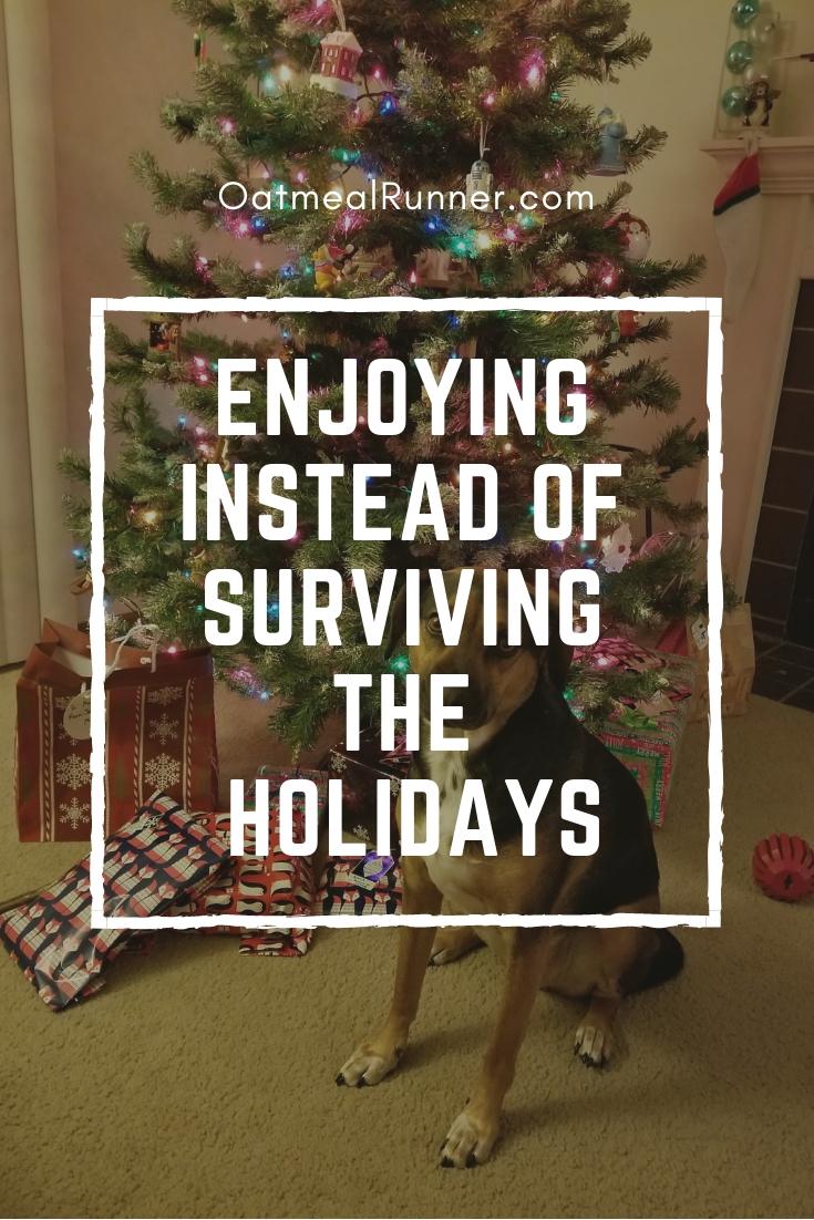Enjoying Instead of Surviving the Holidays  Pinterest.jpg