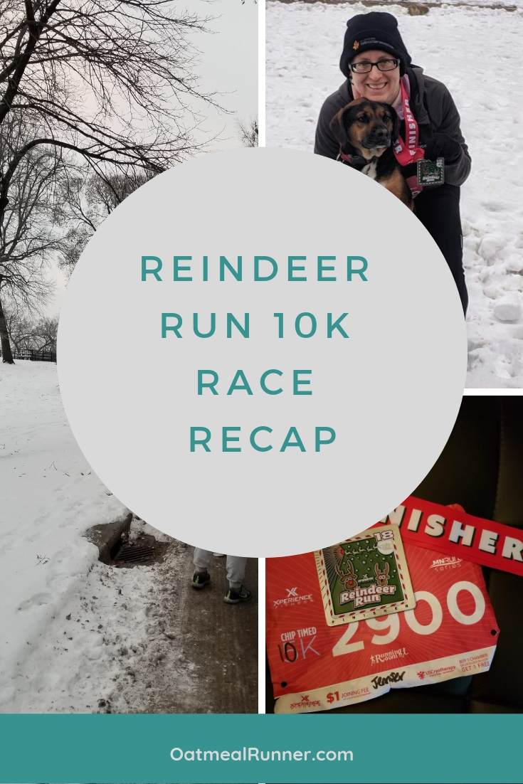 Reindeer Run 10K Race Recap Pinterest.jpg