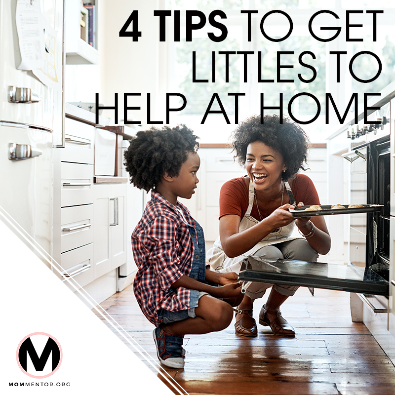 4 Tips To Get Littles To Help At Home Cover Page Image 800x800 PINTEREST.jpg