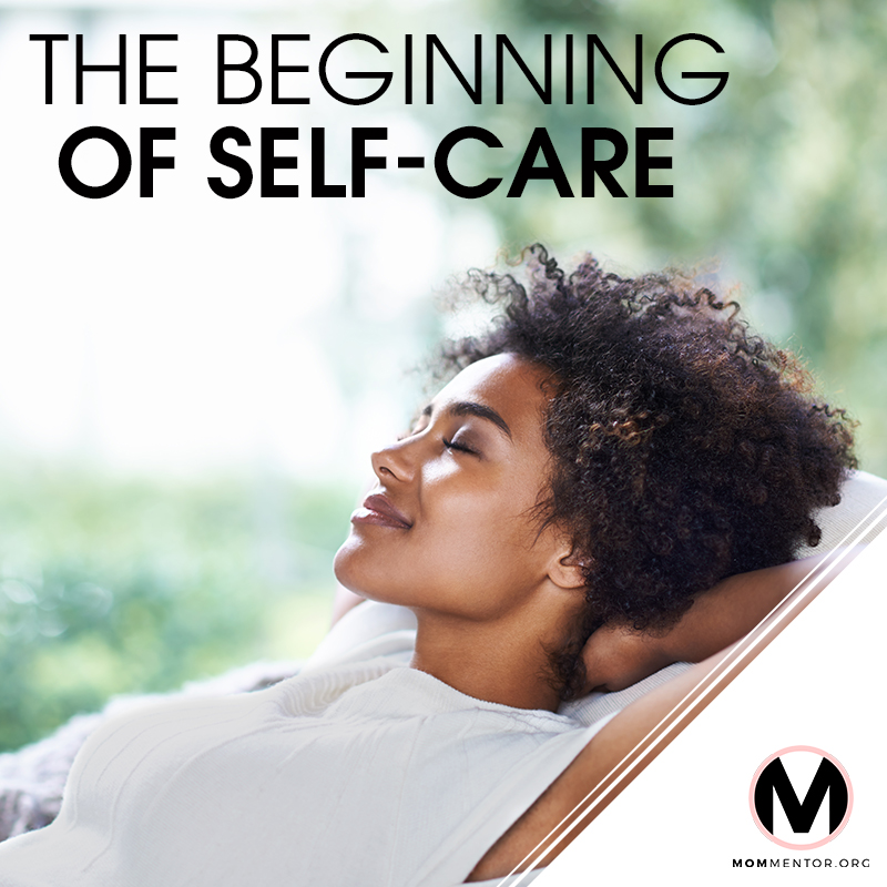 The Beginning of Self-Care Cover Page Image 800x800 PINTEREST.jpg