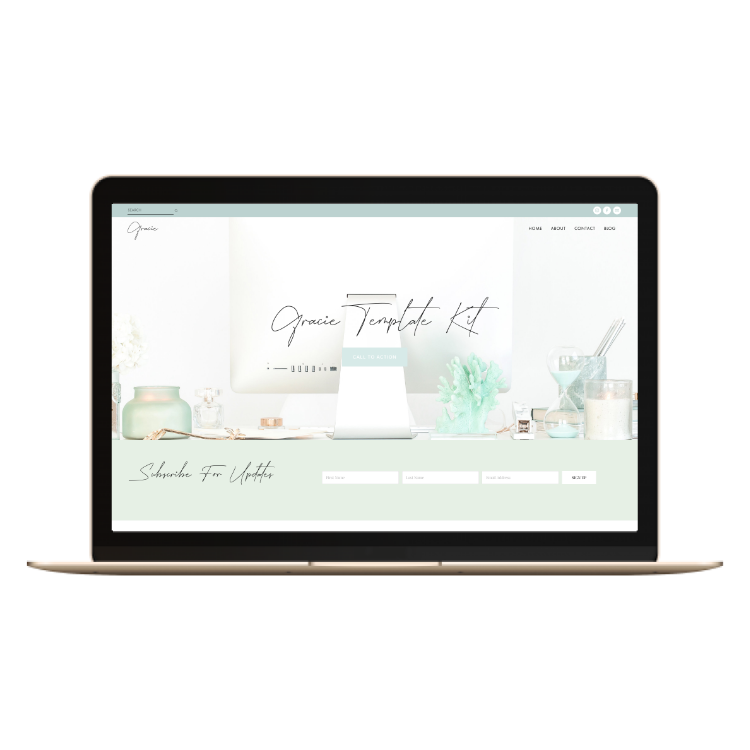 Need a website ASAP? - These hassle-free kits allow you to save time, money and stress by giving you everything you need to create a beautiful, branded website your visitors will love.
