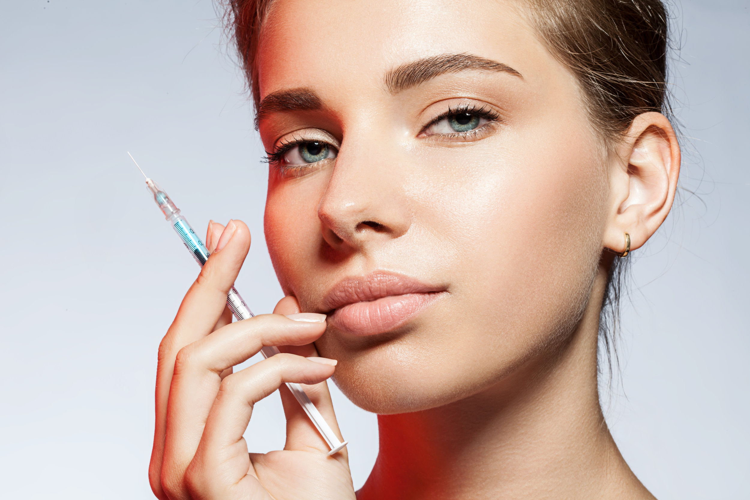 Procedures - Our team of specialists are experts in the use of injectable dermal fillers, which offer the benefits of a non-invasive approach to a younger appearance. As people age, they lose volume in the fatty tissues because the skin's underlying collagen and elastin fibers begin to break down. This happens most around the eyes, mouth, cheeks, jawline, brow and bridge of the nose. This aging process results in lines, depressions and furrows on the face.