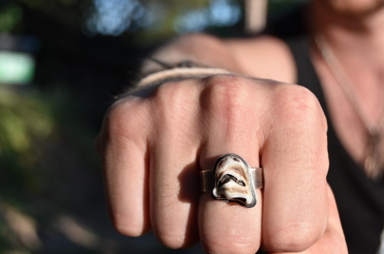 Deer Tooth Ring