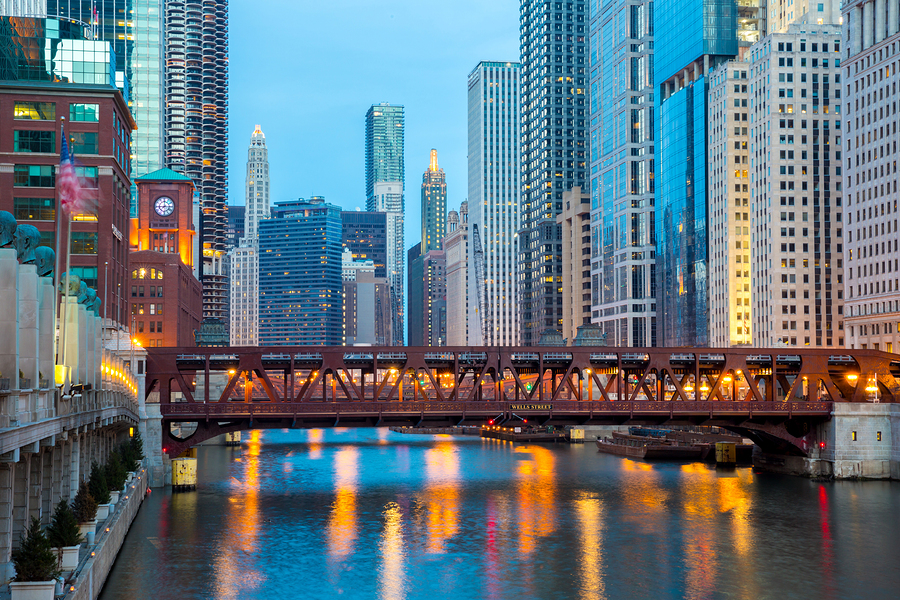 Global Headquarters - chicago  River North Point, 350 North Orleans Street, Chicago, Illinois