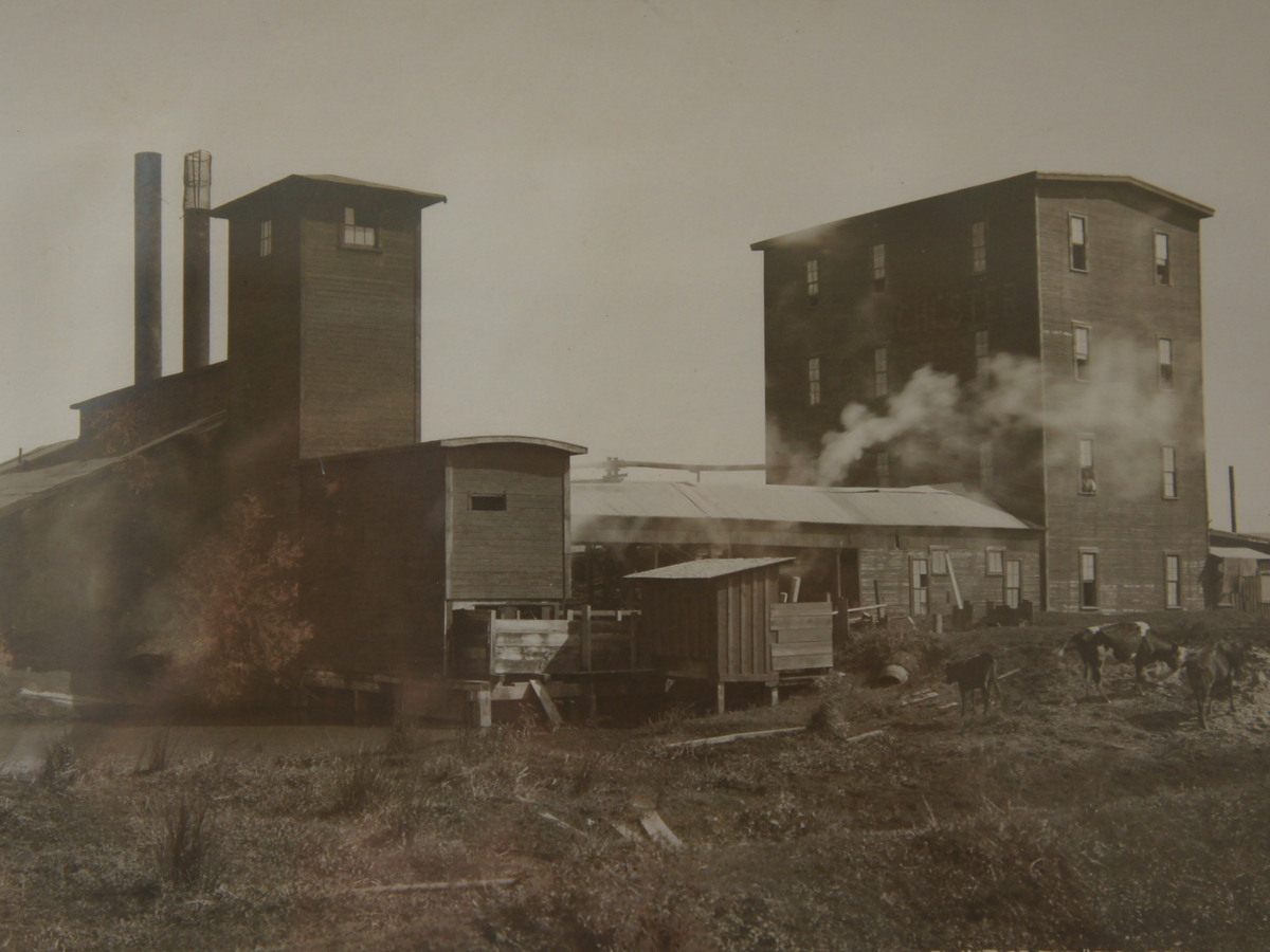 1917 Farmers Rice Mill