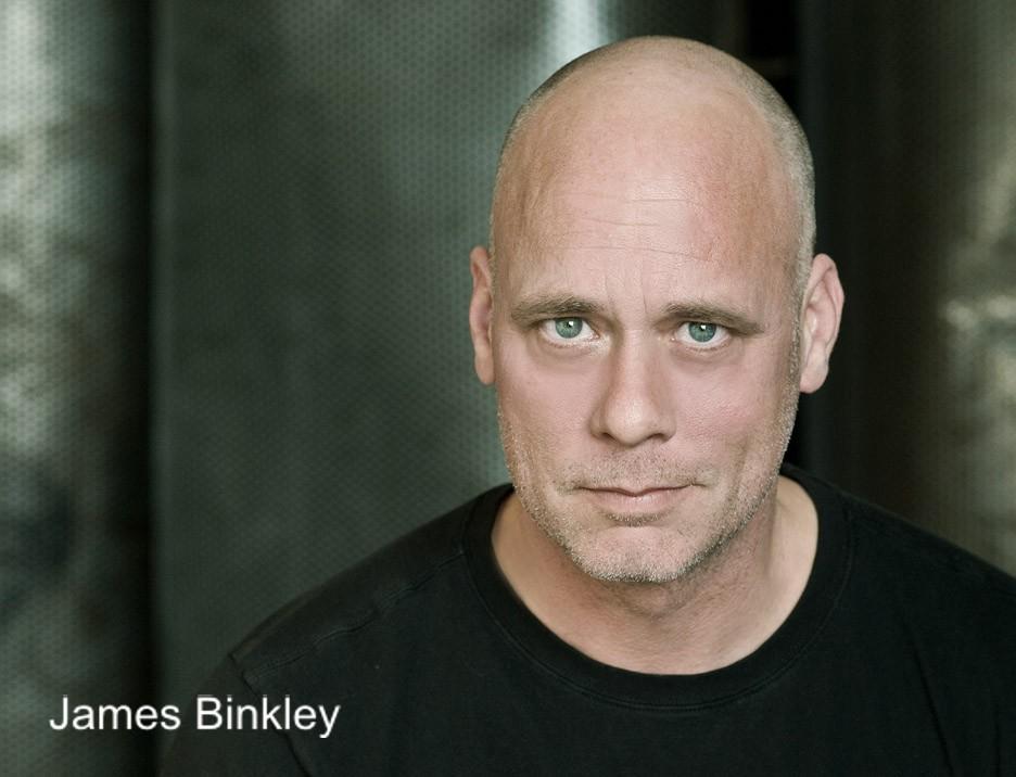 James Binkley    Senior Instructor