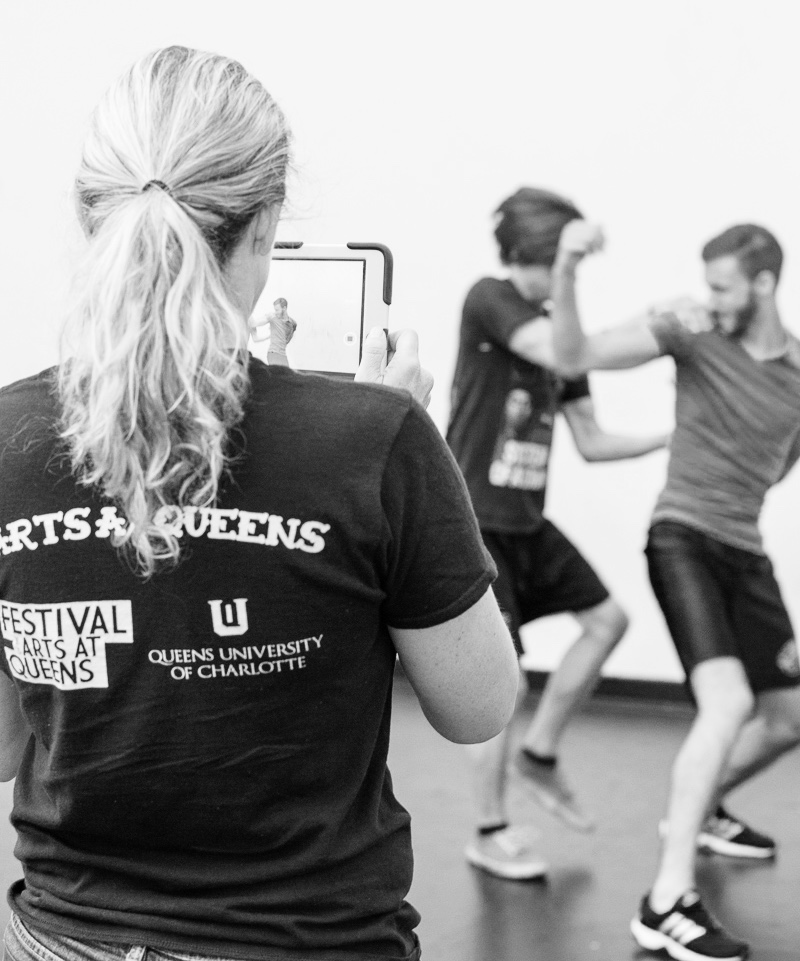 Our Training - The Academy of Dramatic Combat is composed of independent instructors who, through experience, have constructed a set of guidelines for the teaching of stage combat and combat techniques for film and television.