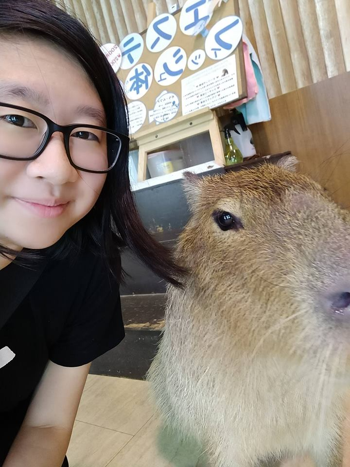 Christy Ma (Community Manager)