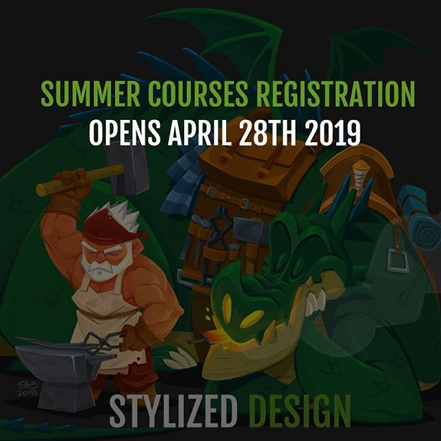 [New Instructor announcement] Stylized Design course will be back for the summer semester with @bernard_draws  We will be announcing all our instructors in the following week ------------------------------------------------------------------- Registration for summer courses  opens April 28th, course info are now up on our website ( link in bio ) New semester starts early June Please email christy@talenttree.ca if you have any questions -------------------------------------------------------------------- #artschool #torontoartschool #torontoartist #stylizeddesign #animation #characterconcept #characterdesign #illustration #stylized #toronto #talenttree