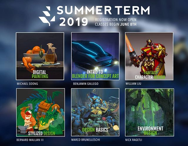 [Update: New summer semester course line up]  Our Environment Design course will be available this summer with a new Instructor: @nickragetli_design ---------------------------------------------------------------- Summer semester courses are now available for registration on our website ( link in our bio)  Environment Design course registration will be available by May 7th.  if you are interested, please email us at christy@talenttree.ca Spots are limited, sign up now to reserve your spot. --------------------------------------------------------------- #torontoartschool #torontoartist #environmentdesign #conceptart #animation #animationdesign #characterconcept #toronto #design