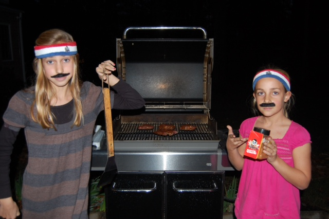 Grillin' and Chillin' with MasG