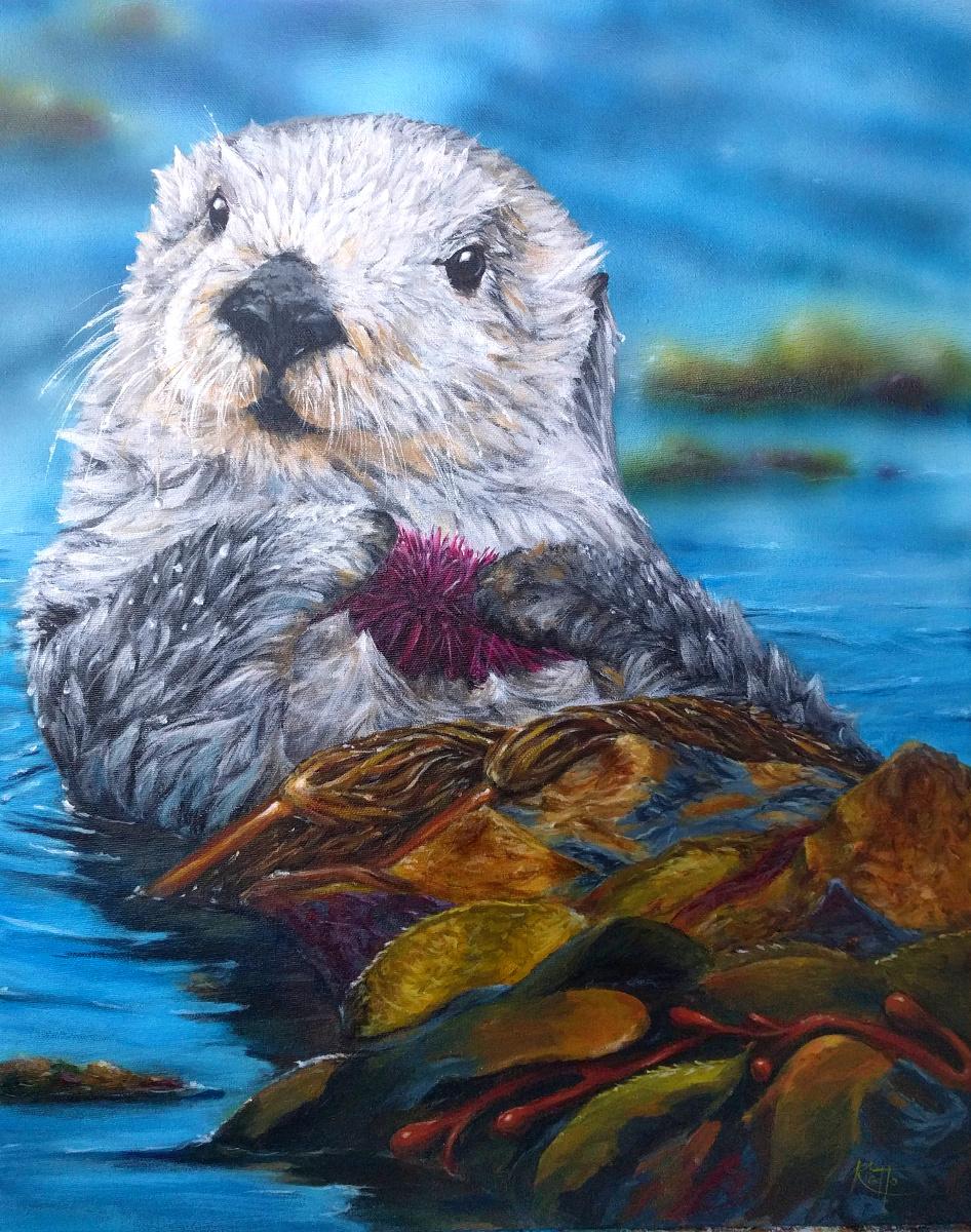 """Otter Hosomaki"""