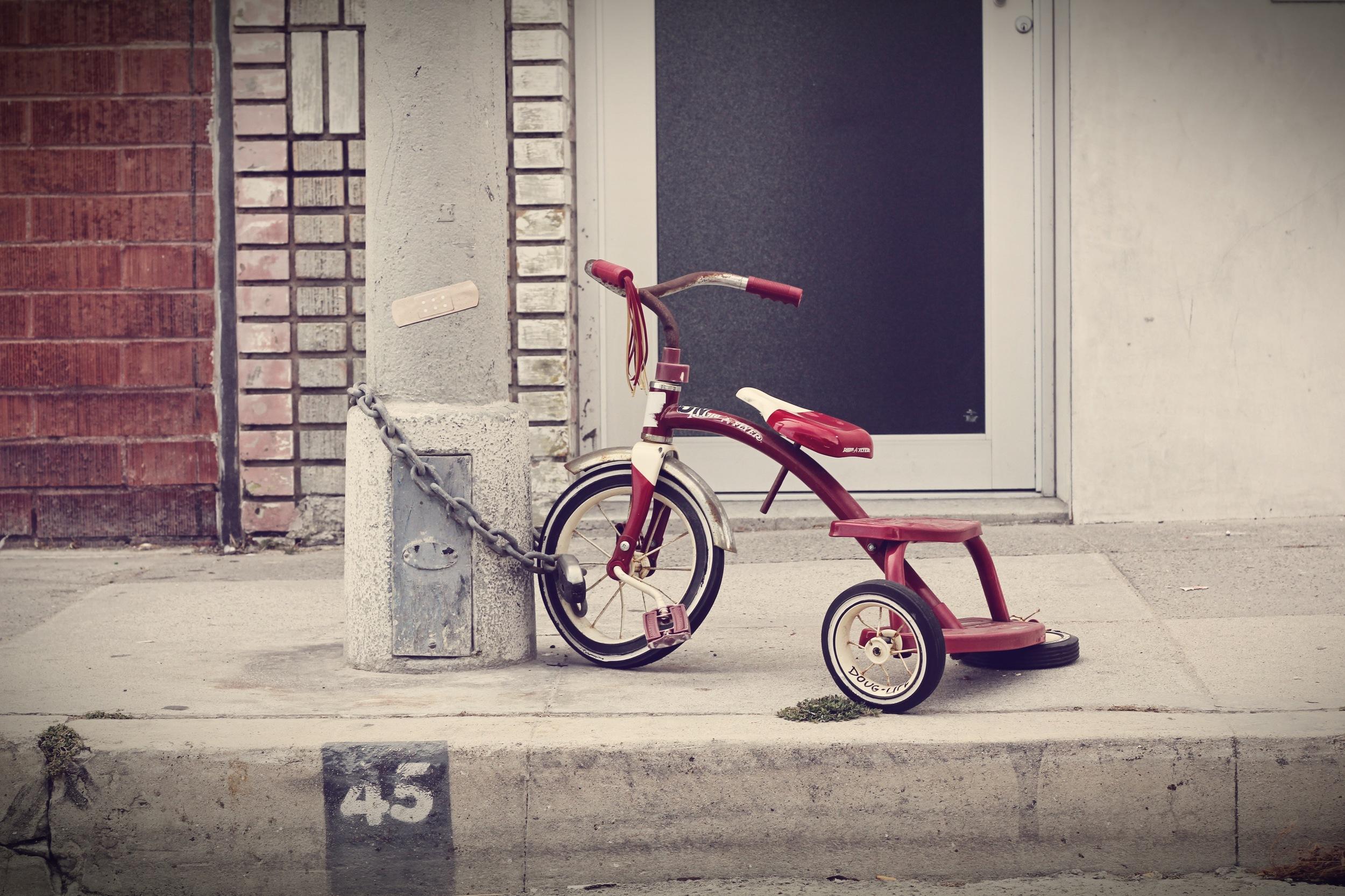 Tricycle. Photographer: Florian Klauer