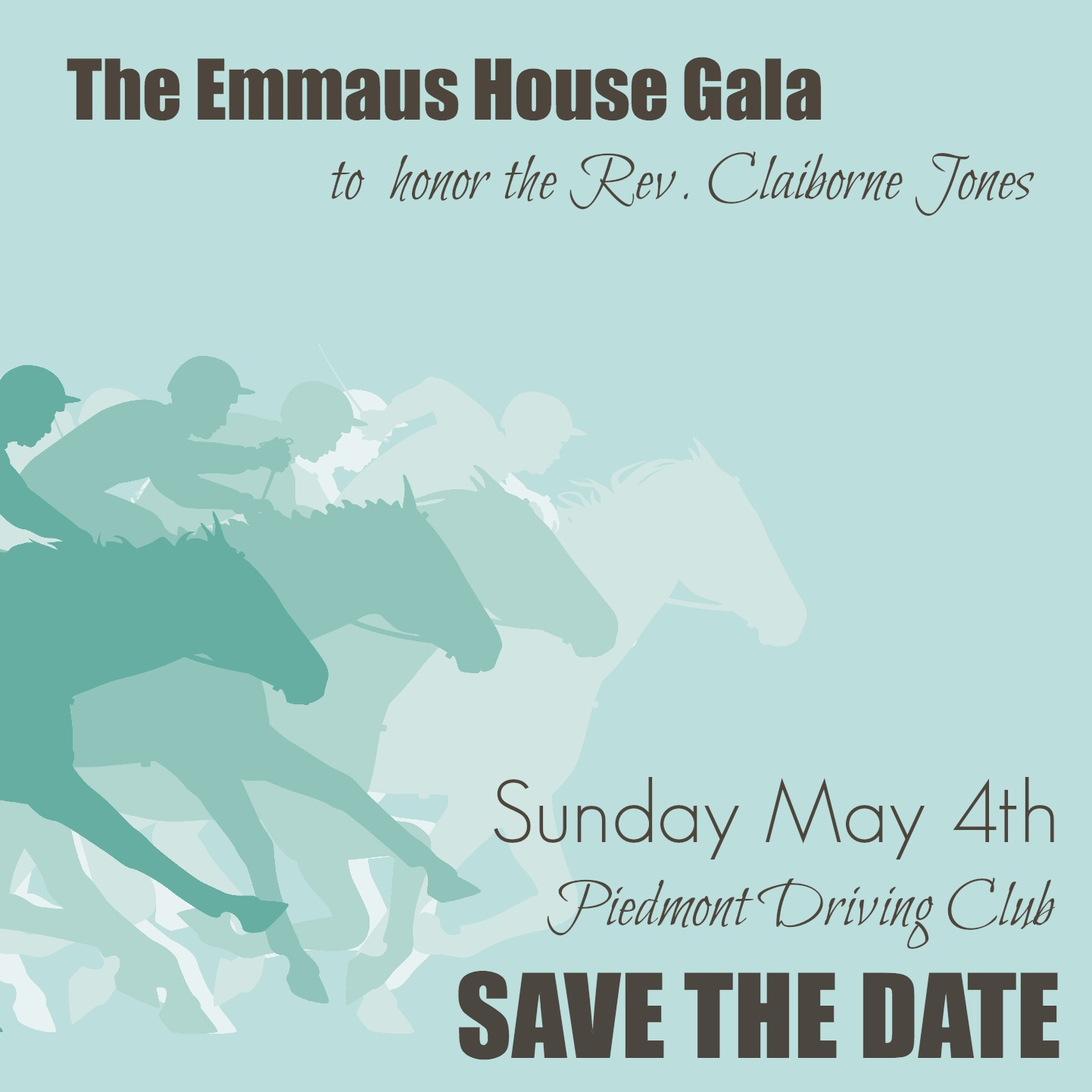 2014 Gala Save the date