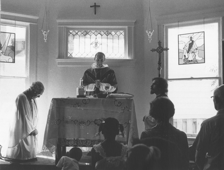 FATHER FORD IN OLD CHAPEL.jpg