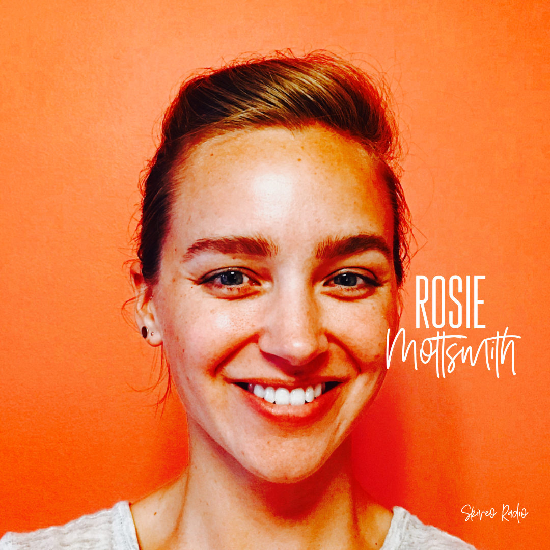 Rosie Mottsmith of Tesla