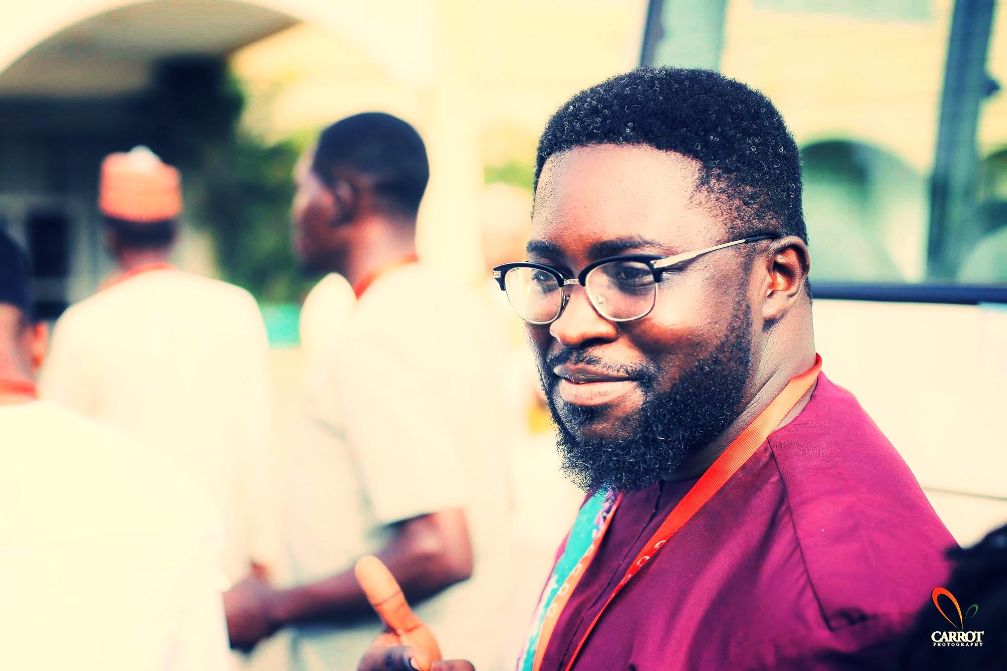 Andy Madaki - Curator of the Abuja, Nigeria Hub