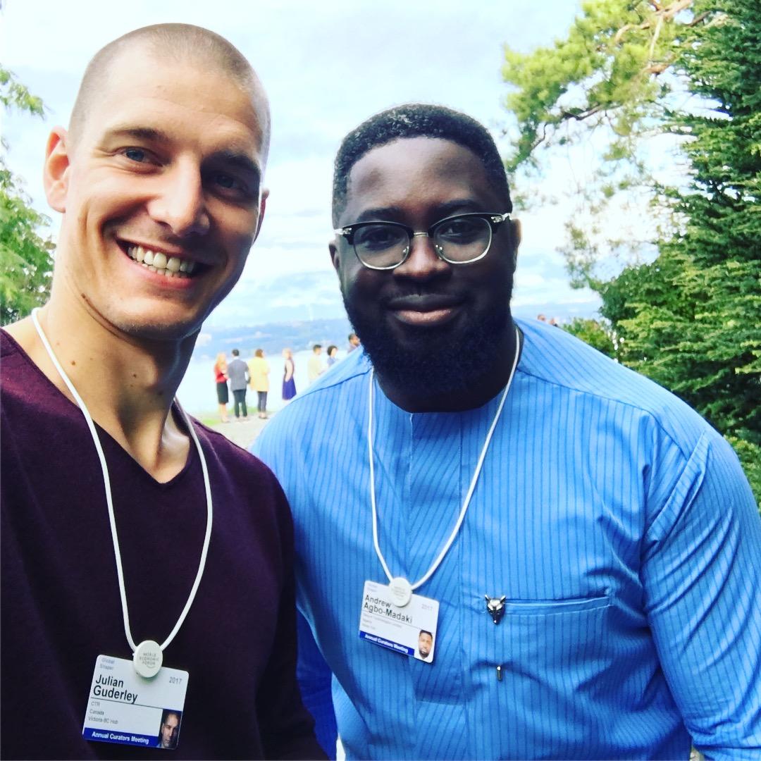 Episode 014 - Global Shapers SeriesAndy Madaki, Abuja - Nigeria