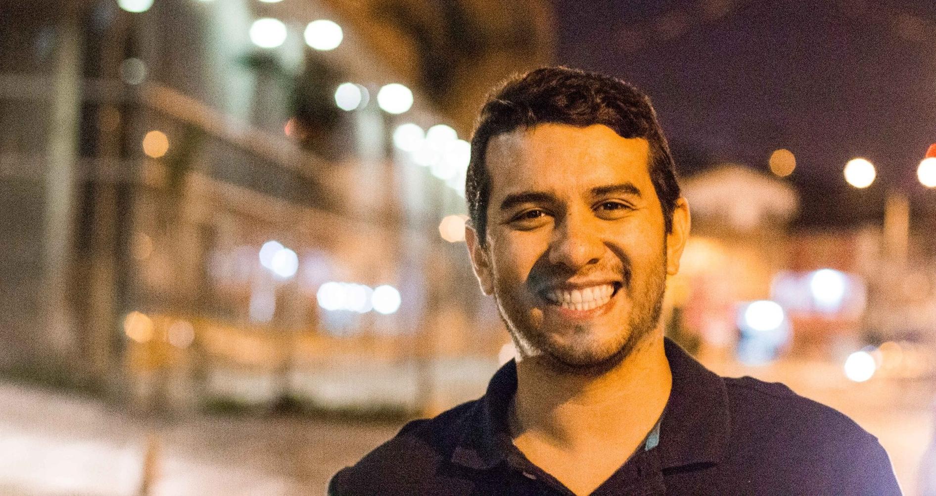 Esteban Jaramillo - Curator of the Medellin, Colombia Hub