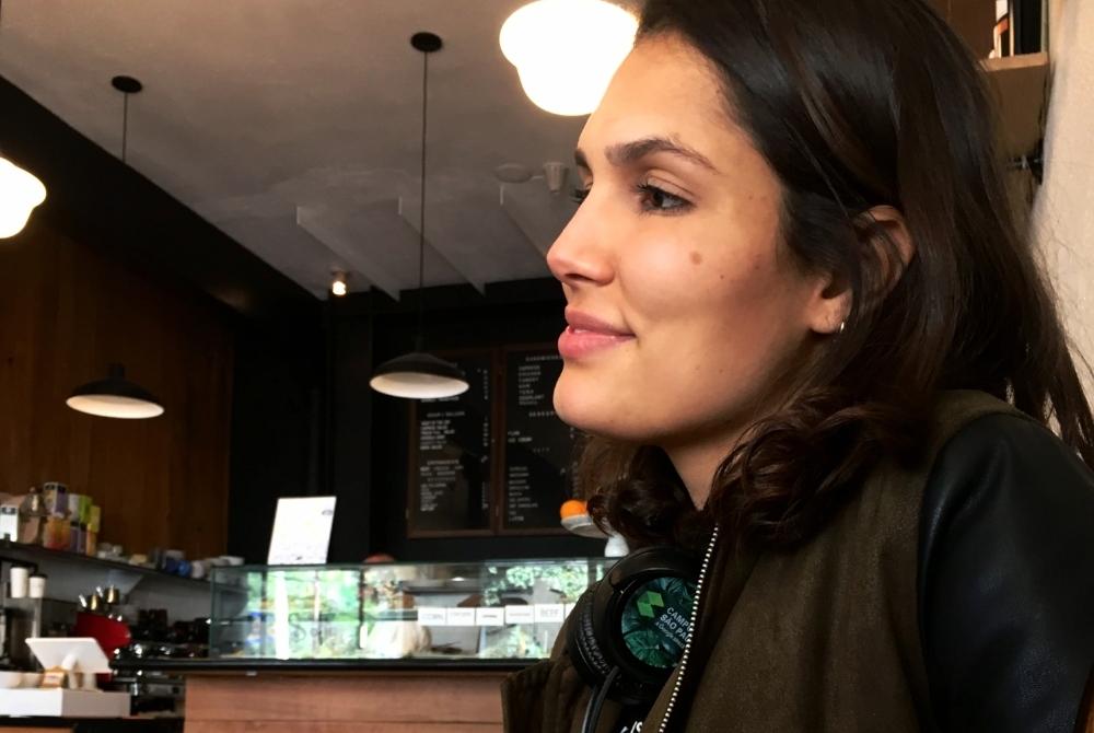 Lorrana Scarpioni - Curator of the Sao Paulo Hub, Brazil