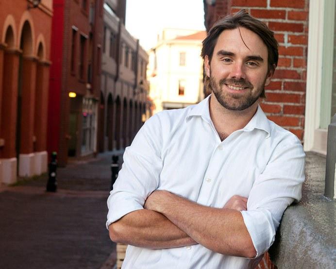 Episode 043 - Chris Hildreth, TOPSOIL Innovative Urban Agriculture