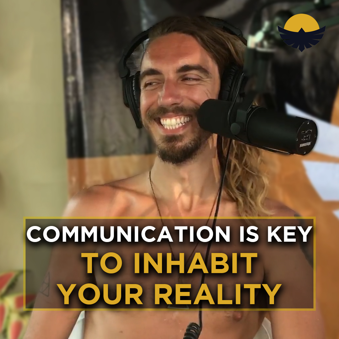 Episode 071 - We can not inhabit a reality that we can't articulate...