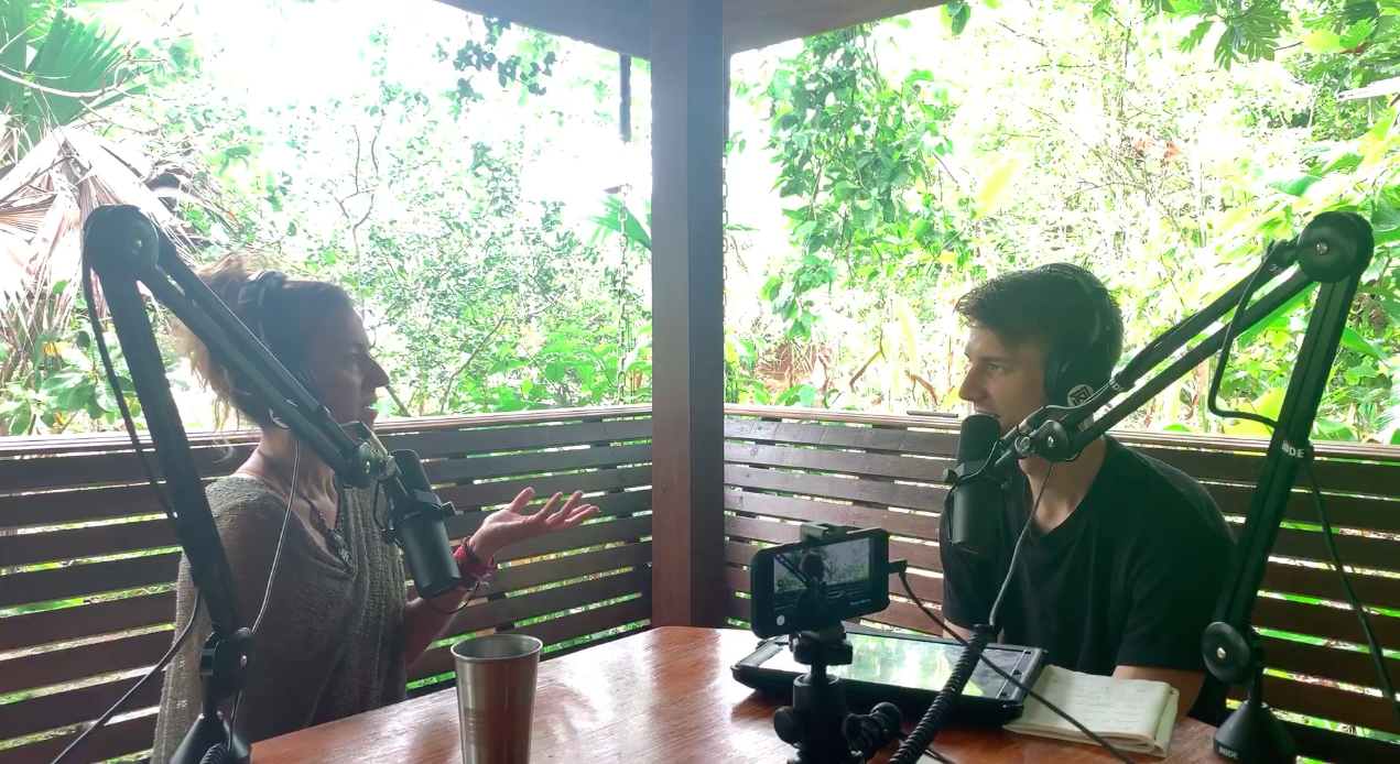 Episode 080 - Brooke Foote at Punta Mona Permaculture Farm