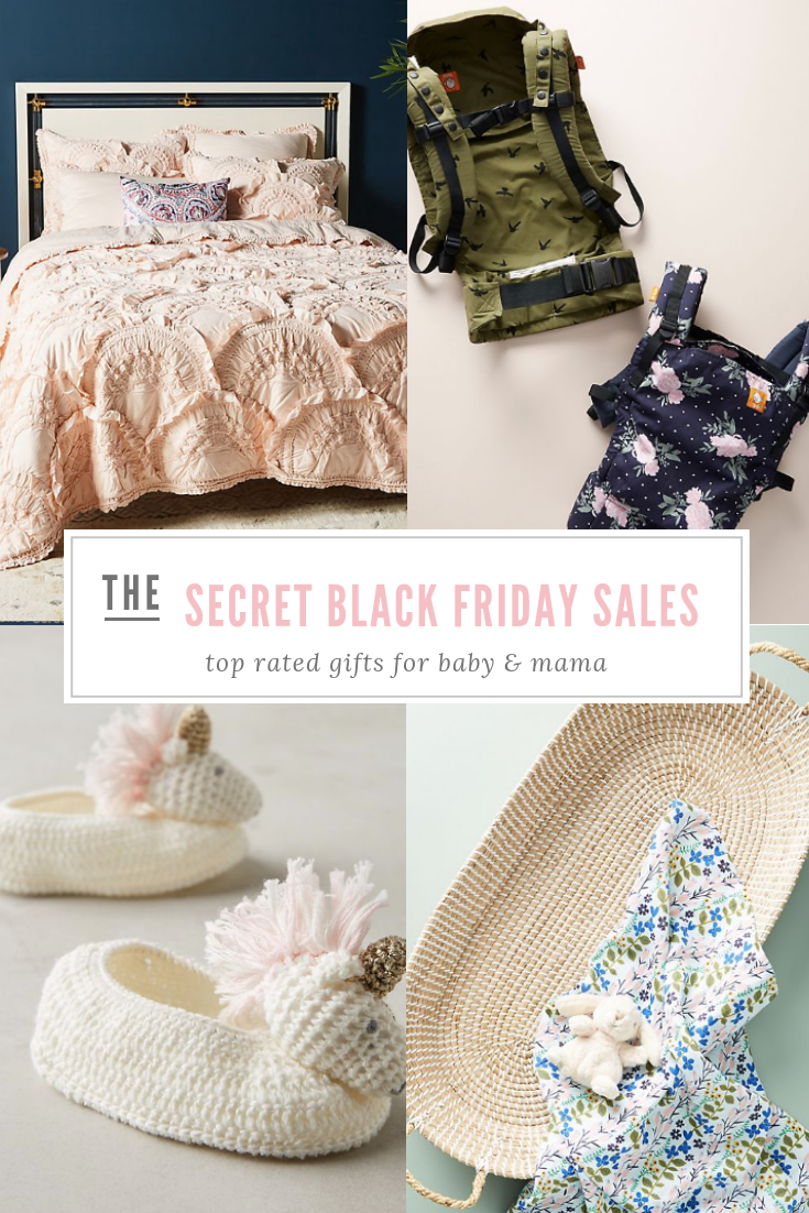 best black friday sales for Mama and Baby from Sleep & the City!