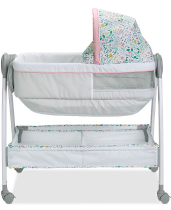 Smart Co-Sleepers and Smart Bassinets: Cribs and Cradles that rock your baby to sleep, do they really work? Graco Dream Suite Smart Bassinet
