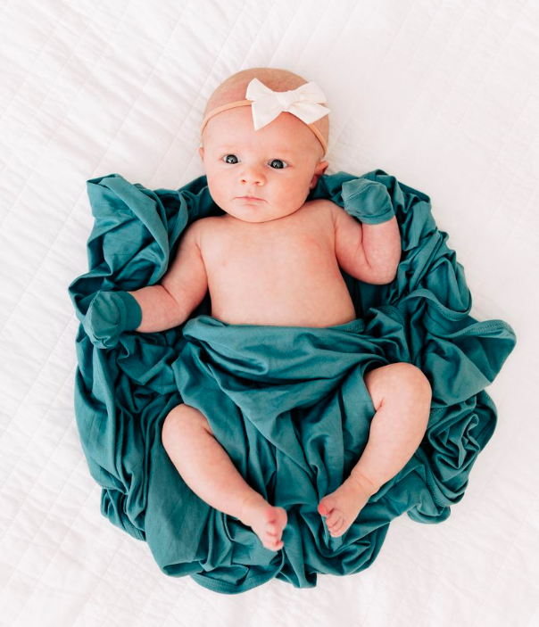 Newborn Baby Sleeps Eight Hours Eight Weeks