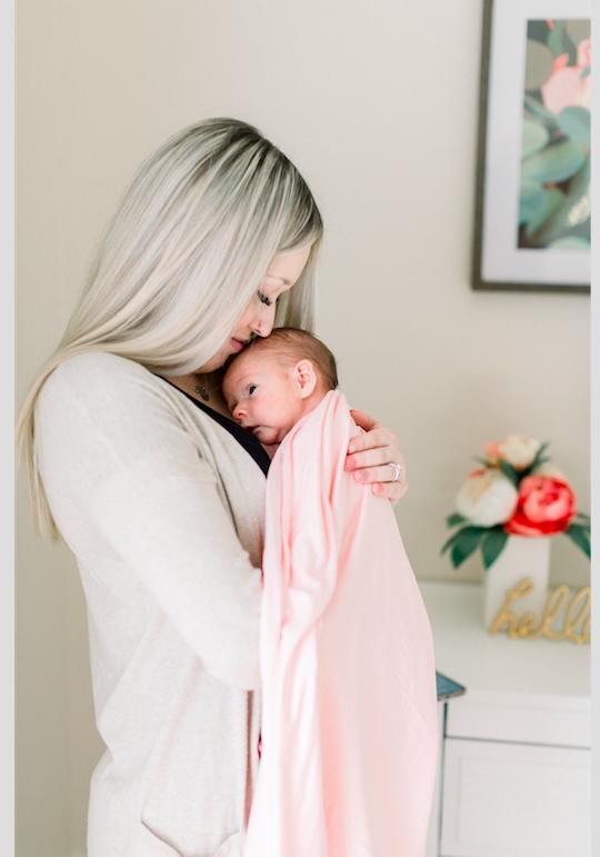 baby sleep consultant expert Lauren Olson